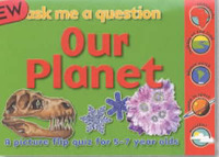 Ask Me a Question: Our Planet by Brenda Williams image