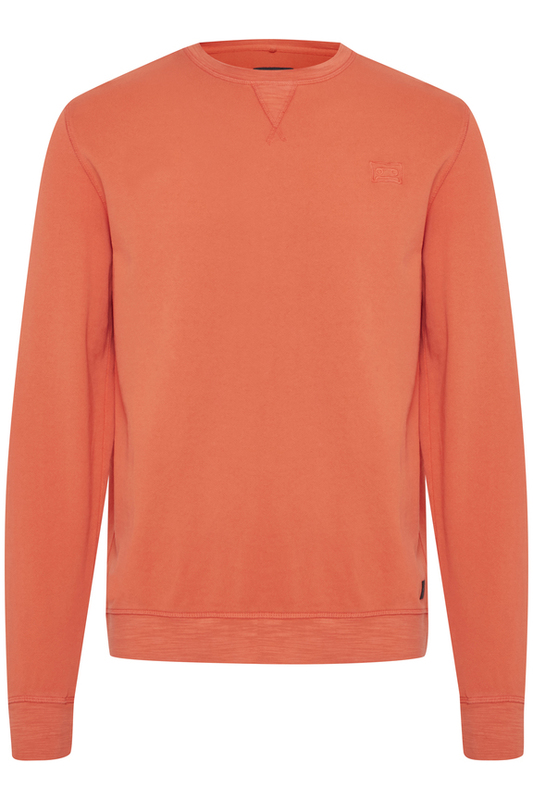 Blend: Mandarin Red Sweatshirt - L