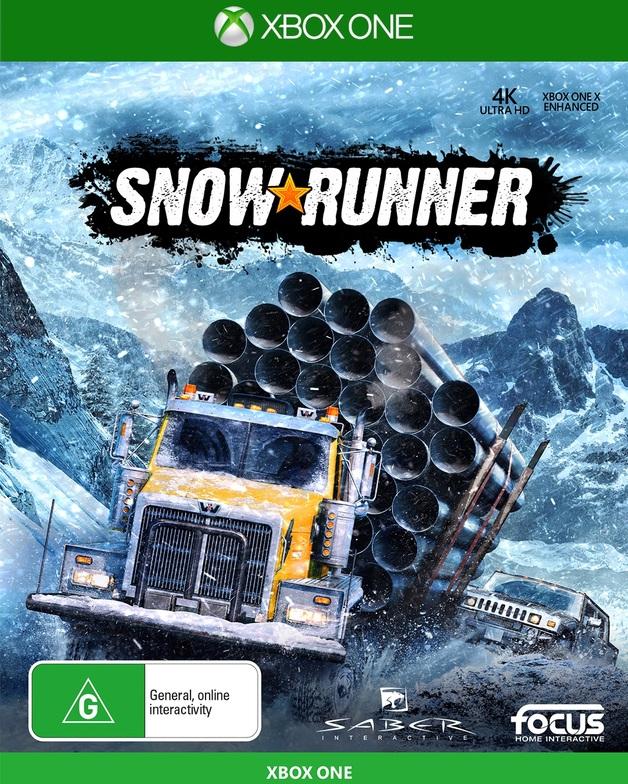 SnowRunner for Xbox One
