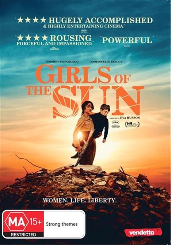 Girls of the Sun on DVD
