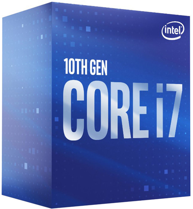 Intel Core i7-10700 8-Core 4.80GHz CPU