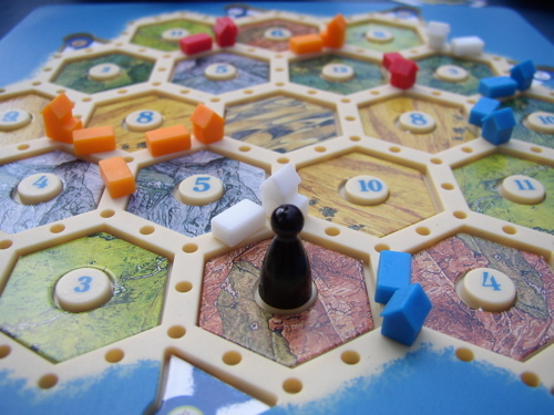 Settlers of Catan: Travel Edition image