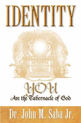 Identity by John, M Saba Jr. image