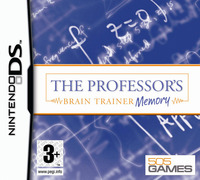 Professor's Brain Trainer: Memory for Nintendo DS image