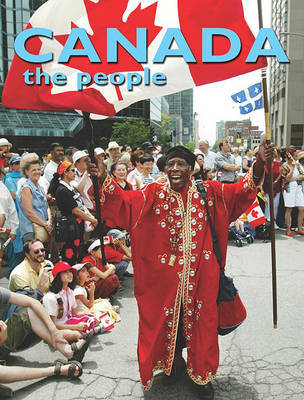 Canada, the People by Bobbie Kalman image