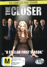 The Closer - Season 1 on DVD image