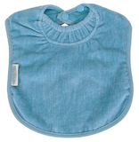 Silly Billyz Towel Large Bib (Sky Blue)