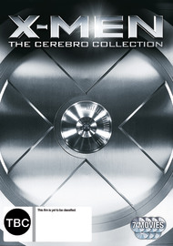 X-Men Complete Collection DVD
