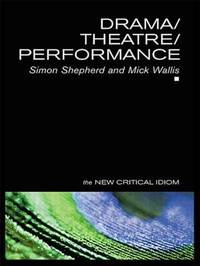 Drama/Theatre/Performance by Simon Shepherd image