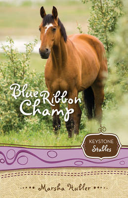 Blue Ribbon Champ by Marsha Hubler