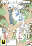 Sword Art Online 2 - Part 3 on DVD