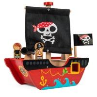 Le Toy Van: Little Capt'n Pirate Boat