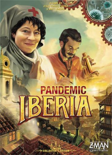 Pandemic: Iberia - Board Game