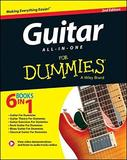 Guitar All-in-one For Dummies: Book + Online Video & Audio Instruction by Consumer Dummies