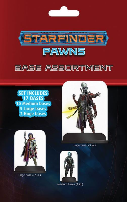 Starfinder RPG : Pawns Base Assortment