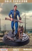 "Fallout 4: Sole Survivor - 21"" Collectors Statue"
