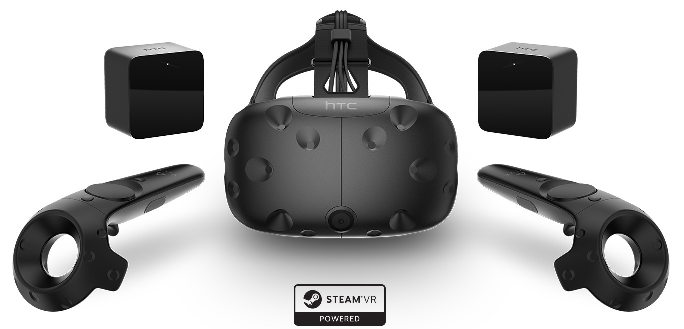 HTC VIVE Business Edition Virtual Reality Headset image