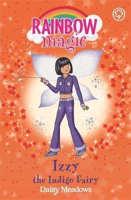 Izzy the Indigo Fairy (Rainbow Magic #6 - Rainbow Fairies series) by Daisy Meadows image