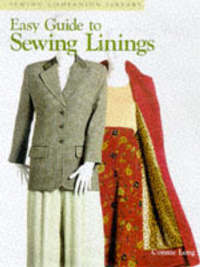 Easy Guide to Sewing Linings by Connie Long image