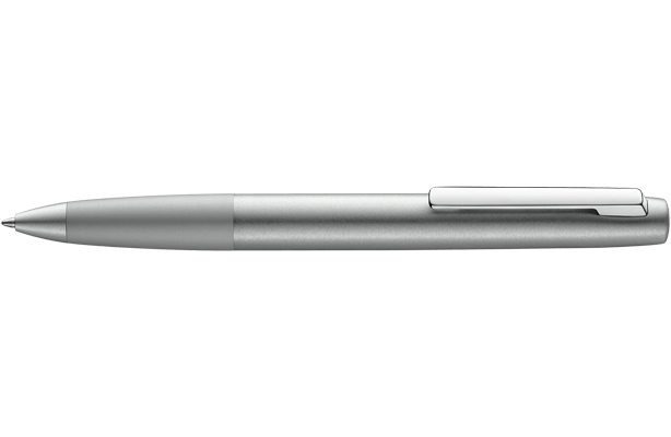 Lamy aion Ballpoint Pen - Olive/Silver