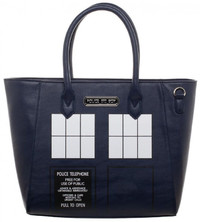 Doctor Who: Tardis - Tote Bag