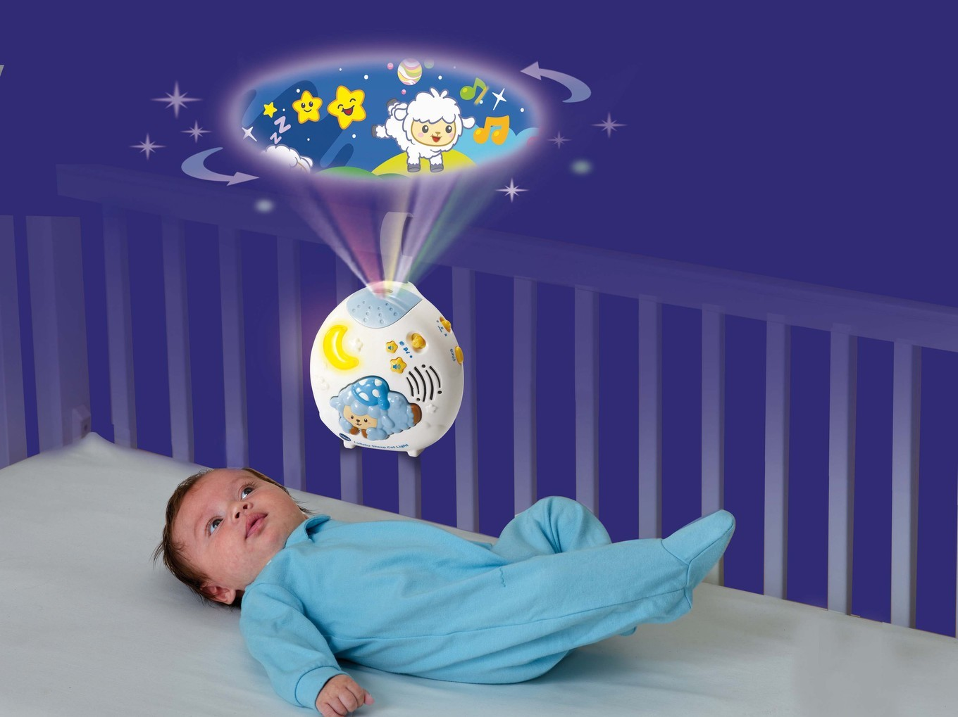 Vtech - Lullaby Sheep Cot Light image