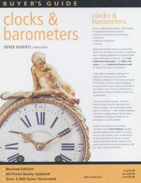 Miller's Clocks and Barometers Buyer's Guide by Judith H. Miller image