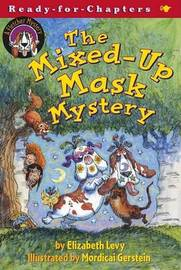 Great Mask Mix-up Fletcher My by Levy Elizabeth image