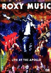 Roxy Music - Live At Apollo on DVD