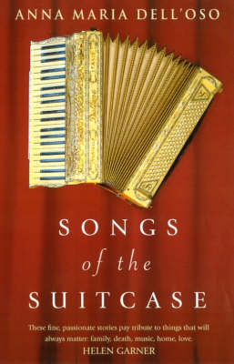 Songs of the Suitcase by Anna Maria Dell'oso