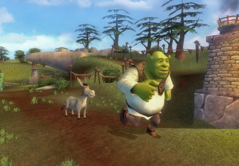 Shrek the Third for PC Games image