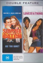 Summer Catch / Love Don't Cost A Thing - Double Feature (2 Disc Set) on DVD