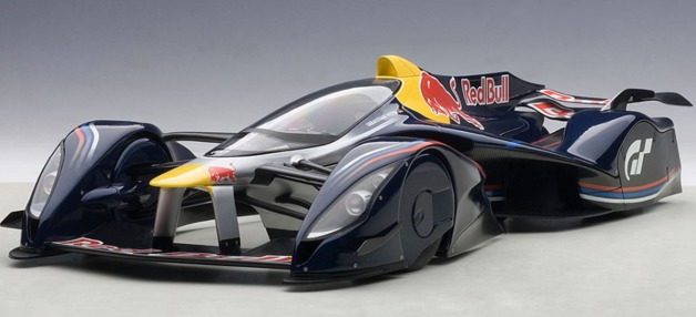 AUTOart: 1/18 Redbull X2014 Fan Car - Diecast Model