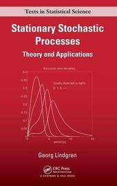 Stationary Stochastic Processes by Georg Lindgren