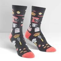 Womens - Wiskin Business Crew Socks
