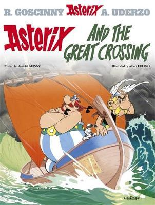 Asterix and the Great Crossing: Bk 22 by Rene Goscinny image