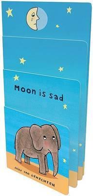 Moon Is Sad by Guido van Genechten image