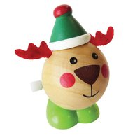Wind Up Christmas Hopper