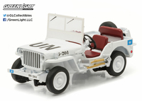 1/43: Willies Jeep MB - UN Livery - Diecast Model image