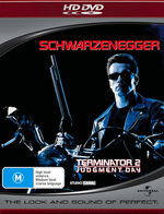 Terminator 2 - Judgment Day on HD DVD