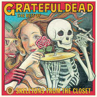 Skeletons From The Closet (Coloured Vinyl) by Grateful Dead