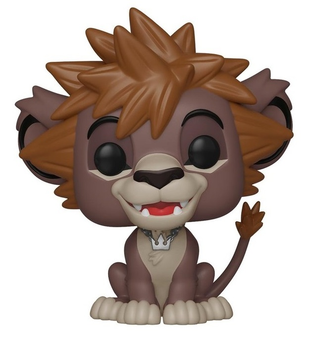 Kingdom Hearts - Sora (Lion Form) Pop! Vinyl Figure