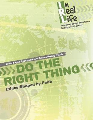 Do the Right Thing by The Pastoral Center