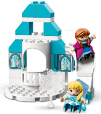 LEGO Duplo: Frozen Ice Castle - (10899)