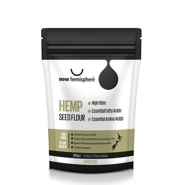 New Hemisphere Hemp Seed Flour (300g)