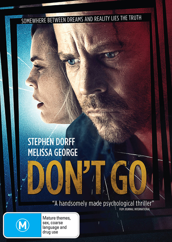 Don't Go on DVD
