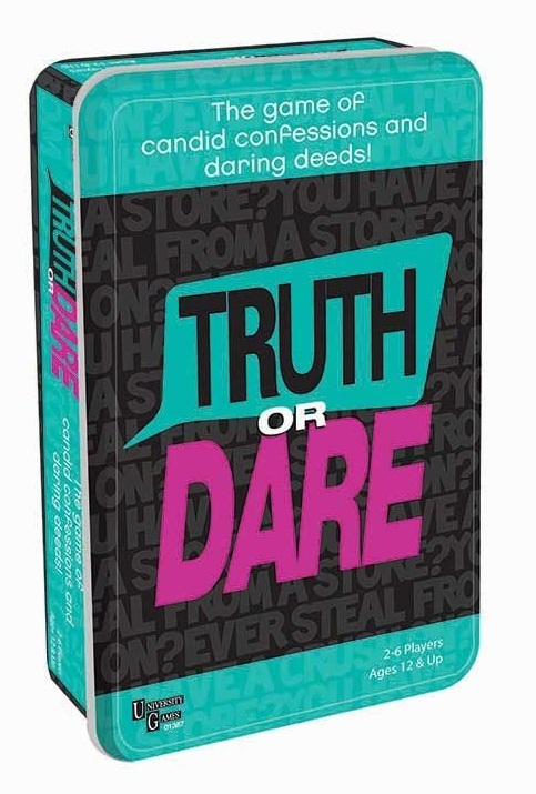 Truth or Dare - Game Tin image