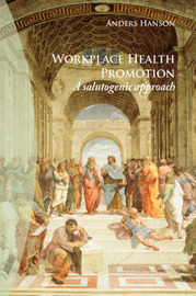 Workplace Health Promotion by Anders Hanson image