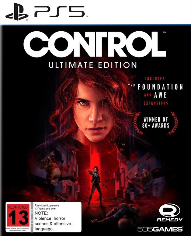Control Ultimate Edition for PS5