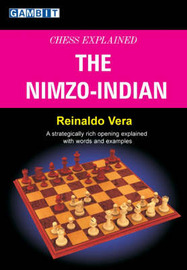 Chess Explained - the Nimzo-Indian by Reinaldo Vera image